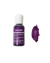 Chefmaster gel paste food colouring Purple