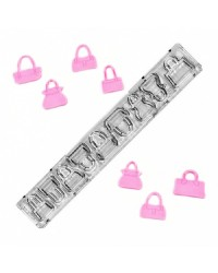 Handbag or purse Clikstix handbags cutter