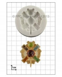 image: Celtic Brooch silicone mould