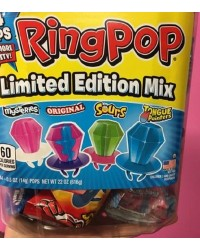 Ring Pop Large Diamond Lollipop