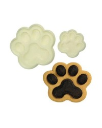 Dog or Cat Paws POP it Cutter Mould set