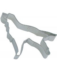 Setter Dog cookie cutter