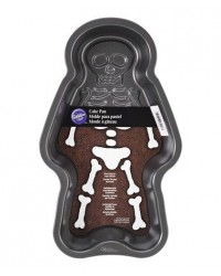 Skeleton Cake Pan