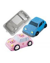 image: 3d Cruiser car cake pan (make beetle or racing car)