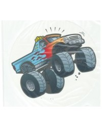 image: Edible Image 4wd Monster truck