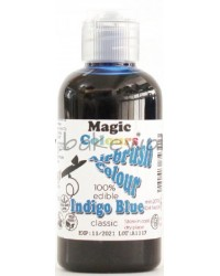 55ml Magic Colours Indigo Blue airbrush colour