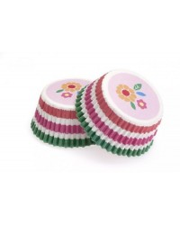 Cute Daisy flower cupcake papers