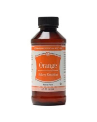 Orange Natural Emulsion flavouring 4oz 118ml Lorann