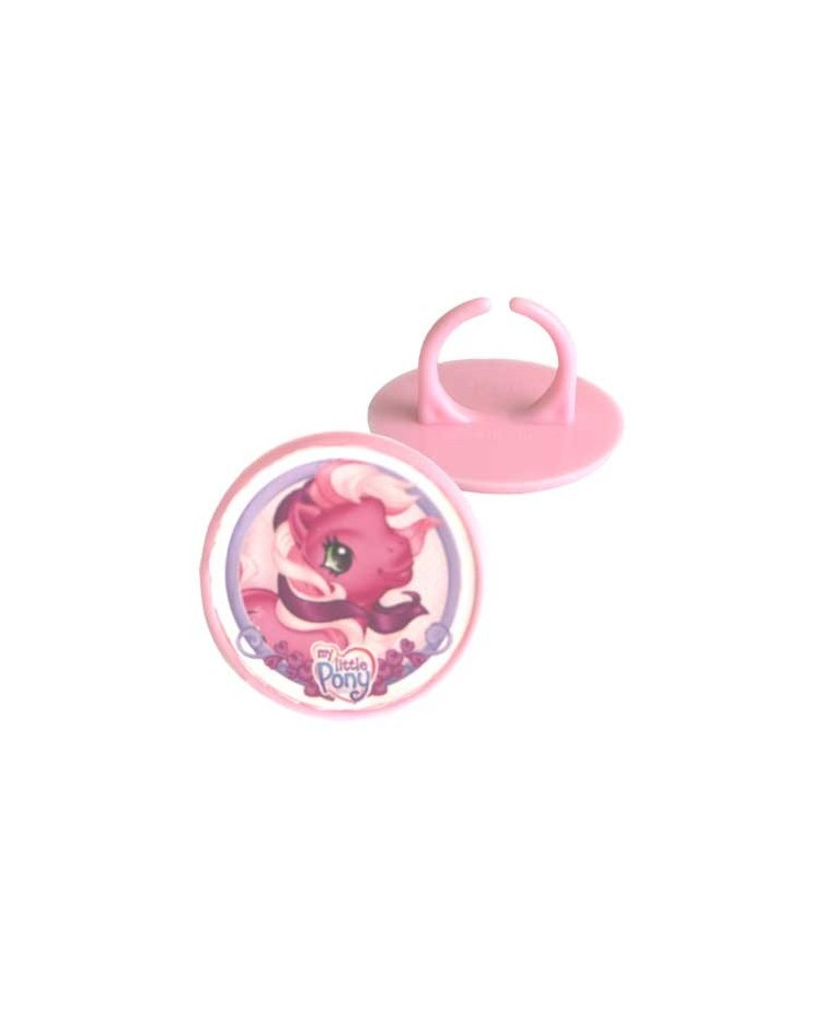 image: Cupcake rings 10 My Little Pony