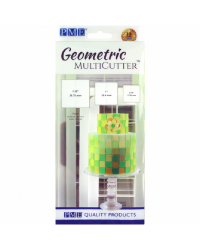 PME Geometric Multi Cutter Square