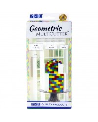 PME Geometric Multi Cutter Rectangle or brick