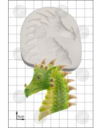 Dragon Head silicone mould