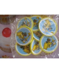image: Cupcake rings 10 Bob the Builder