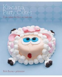 Kiwiana Party Cakes book