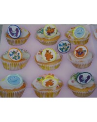 image: Cupcake rings 10 Bear in the Big Blue House