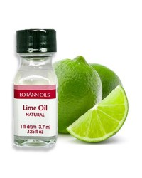 Lorann Oils flavouring 1 dram Lime (natural)