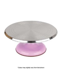 Purple Base Metal Turntable