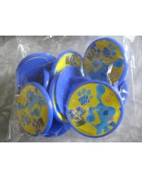 image: Cupcake rings 10 Blues Clues
