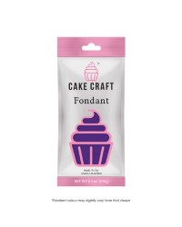 Cakecraft 250g fondant Deep Purple