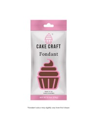Cakecraft 250g fondant Java Brown