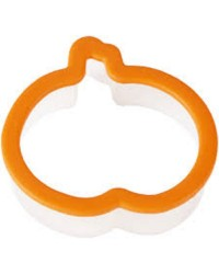 Pumpkin Jack O lantern Grippy cookie cutter by Wilton