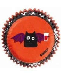 Spooky Pop Halloween mini baking cups cupcake papers