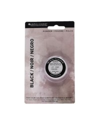 Chocolate candy colouring powder BLACK by Lorann