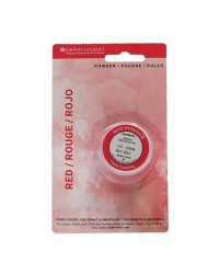 Chocolate candy colouring powder Red by Lorann