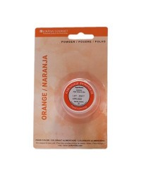 Chocolate candy colouring powder Orange by Lorann