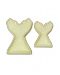 Mermaid or Fish tail POP it Cutter Mould set