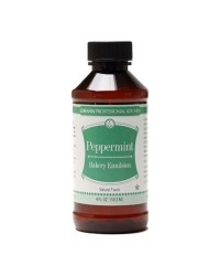 Peppermint Emulsion flavouring 4oz 118ml Lorann