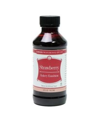 Strawberry Emulsion flavouring 4oz 118ml Lorann