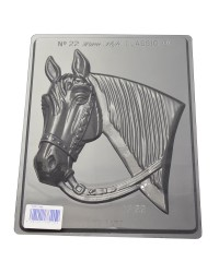 Horse large chocolate mould