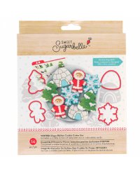 Sweet Sugarbelle Shape Shifter Winter Cookie cutter set