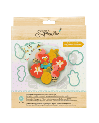 Sweet Sugarbelle Shape Shifter Summer Cookie cutter set