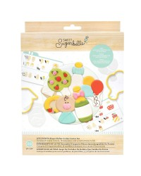 Sweet Sugarbelle Shape Shifter Life events cookie cutter set