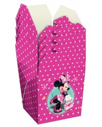 Noodle treat box pack of 4 Minnie Mouse