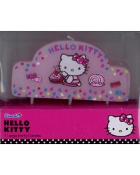 Hello Kitty Feature candle