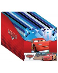 Cars Lightning McQueen party napkins (20)