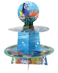 Finding Nemo and Dory cupcake stand