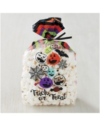 Halloween Treat Bags Trick or Treat Jack O Lantern Pumpkins
