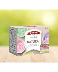 Rainbow Natural Food Colour set of 4