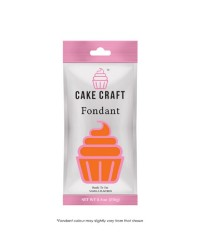 Cakecraft 250g fondant Sunset Orange