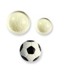 Soccer Football balls POP it Cutter Mould set