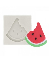 Watermelon slice silicone mould