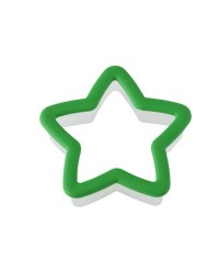 Grippy comfort cookie cutter Christmas star by Wilton