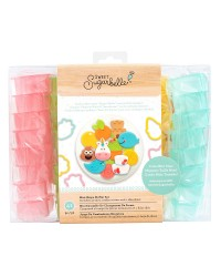 Sweet Sugarbelle Shape Shifter Mini cookie cutter set