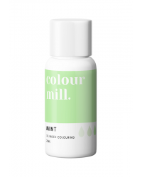 Colour Mill Oil Based Food Colouring Mint Green