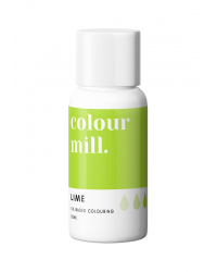Colour Mill Oil Based Food Colouring Lime Green