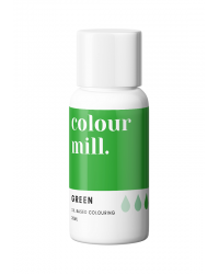 Colour Mill Oil Based Food Colouring Green